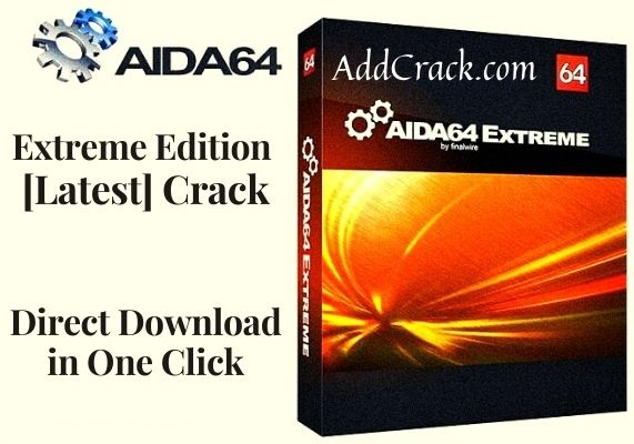 AIDA64 Extreme Edition Crack
