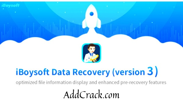 iBoysoft Data Recovery 3.6 Crack