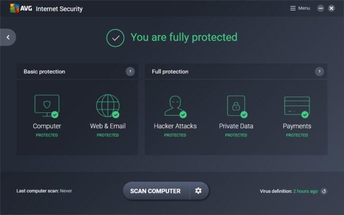 AVG Internet Security Full Crack