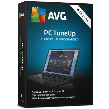 AVG PC TuneUp Key