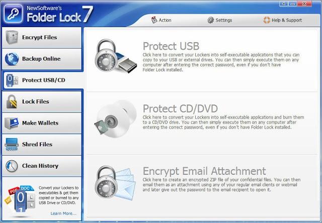 Folder Lock Crack Torrent Keygen