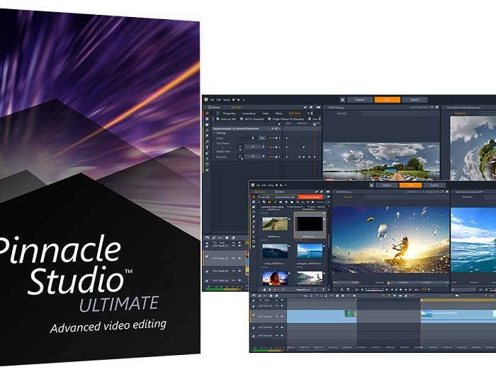 Pinnacle Studio 24 Crack
