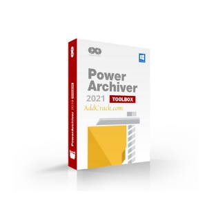 PowerArchiver 2021 Crack