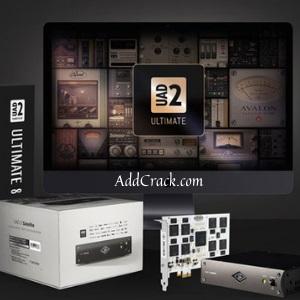 UAD Ultimate 8 Bundle Crack VST