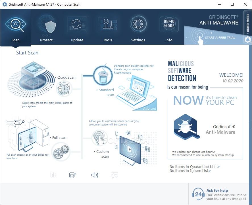 GridinSoft Anti Malware Crack Lifetime