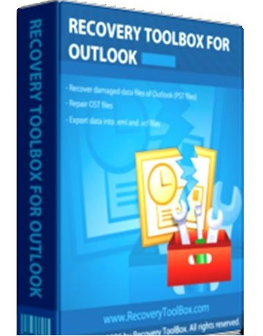 Recovery ToolBox for Outlook 4.7.15.77 Crack