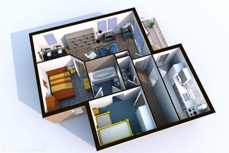 Sweet Home 3D 6.4.2 Crack With Serial Keygen Free Download