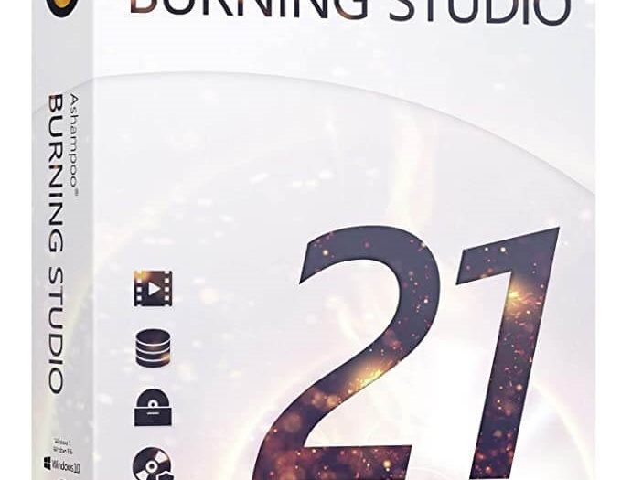 Ashampoo Burning Studio Crack 22.0.0 + Serial Key 2021