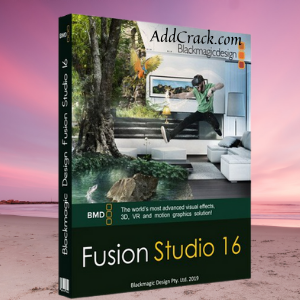Blackmagic Fusion 16.2.4 Crack With Keygen Torrent 2021