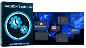 DAEMON Tools Lite Crack 10.14 Key Free With Keygen Download