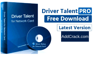 Driver Talent Pro 8.0.0.6 Crack With Activation Code {2021}