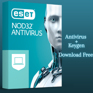 ESET NOD32 Antivirus Crack 14.0.22.0 + Key (LifeTime) Latest