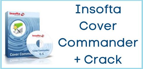 Insofta Cover Commander Crack 6.8.0+ Key Free Download