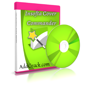 Insofta Cover Commander Crack 6.8.0+ Key Free Download
