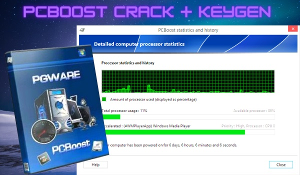 PGWare PCBoost Crack + Keygen [Latest Version]