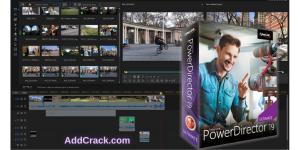 CyberLink PowerDirector Ultimate 19.0.2325.0 With Crack