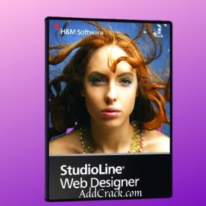 StudioLine Web Designer 4.2.58 Crack + License Key Full Version 2021