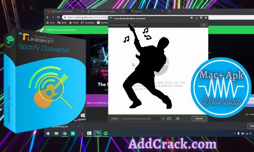 TunesKit Spotify Converter Crack 2.1.0 With Registration Code [2021]