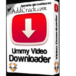 Ummy Video Downloader Crack 1.10.10.7 & Key Full Download Free