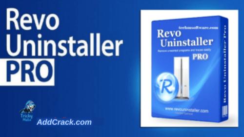 Revo Uninstaller Pro Crack 4.4 With License Key Download [Latest]