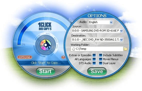 1Click DVD Copy Pro Crack