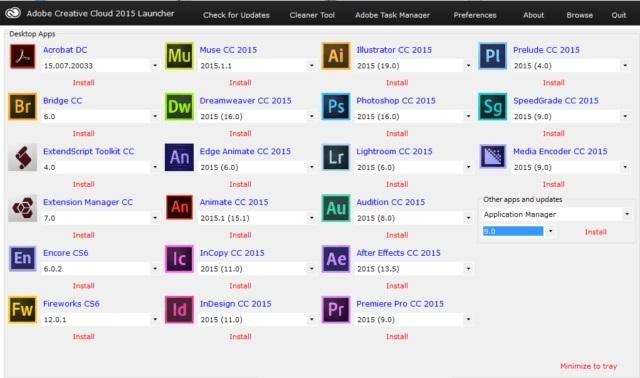 Adobe Creative Cloud Crack Download