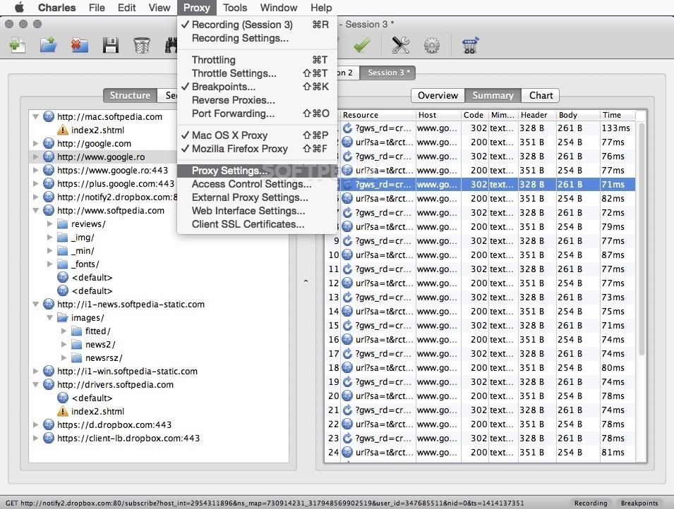 Charles Proxy 4.6.1 Crack Full License Key
