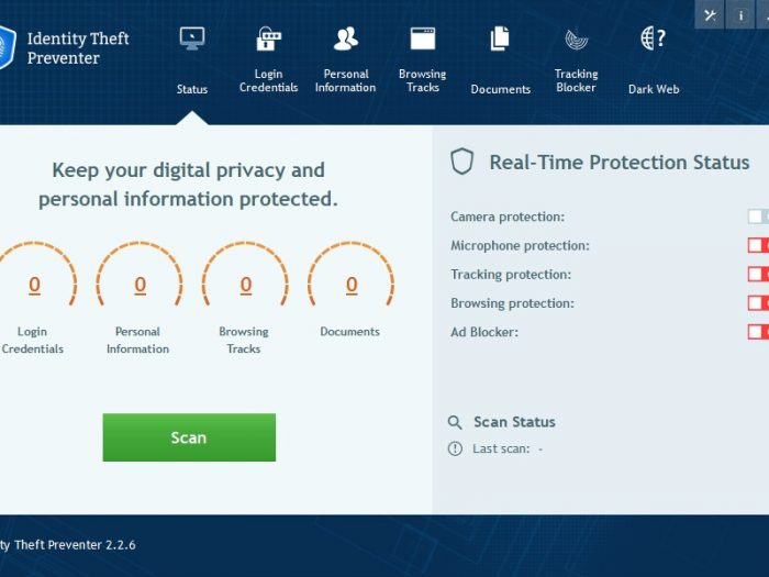 Identity Theft Preventer Crack Download