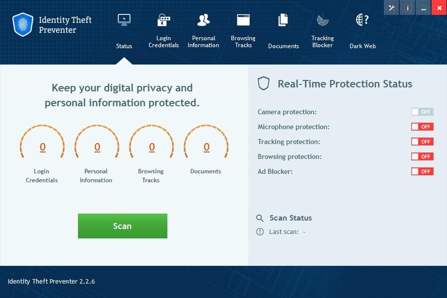 Identity Theft Preventer Crack Download