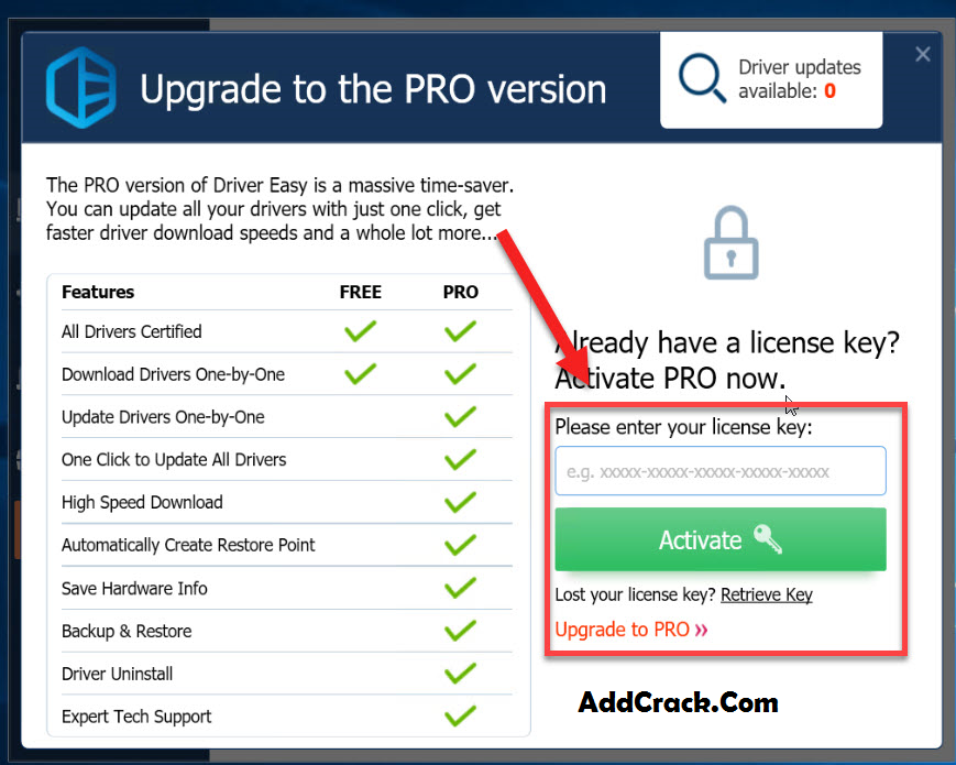 Driver Easy Pro Download