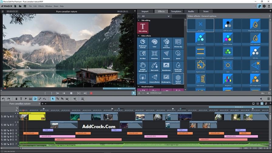 Magix Movie Edit Pro Download