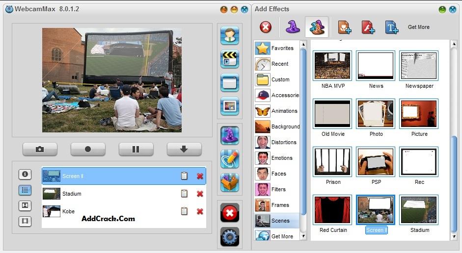 WebcamMax Crack Torrent